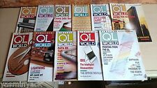 Vtg Original Sinclair QL USER/WORLD Magazine 11 Issues 1988 Computer Articles