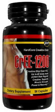 CrEE-1200 Creatine Ethyl Ester Hydrochloride 90ct Pills Hardcore Muscle Building