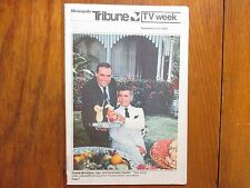 Se-1983 Minneapolis Tribune TV Mag(CHRISTOPHER HEWETT/TERI COPLEY/GEORGE PEPPARD