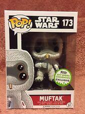 Funko Pop! Star Wars Muftak #173 Emerald City Comic Con Exclusive New