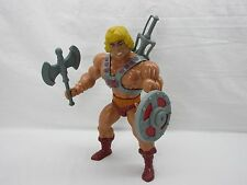 "MOTU,GIANT HE-MAN,12"" FIGURE,100% Complete,MASTERS OF THE UNIVERSE,He man"