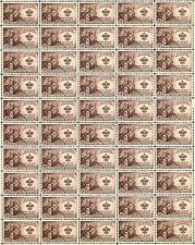 1950 - BOY SCOUTS (BSA) - #995 Full Mint -MNH- Sheet of 50 Postage Stamps