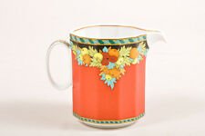 """Versace Rosenthal Red Fruit """"Le Roi Soleil"""" Creamer Cup"""
