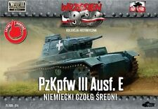 1/72 First to fight PL1939-014 Pz.Kpfw. III Ausf. E