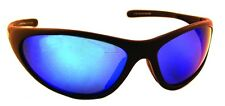 **New Sea Striker Sunglasses Bad Barracuda Blk Frame/Blue Mirror 261