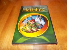 THE HOBBIT JR Tolkien Remastered Deluxe Edition Animated Rankin Bass DVD NEW