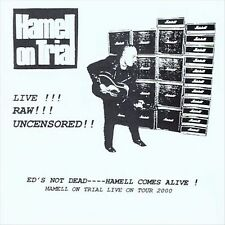 Hamell On Trial - Ed's Not Dead [Live] (CD 2002) BARGAIN!! FREE!! UK 24-HRPOST!!