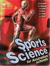 Sport Science for Australian Schools By Deb Clarke Book + CD PDF of Text