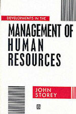 Developments in the Management of Human: An Analytical Review (Warwick Studies i
