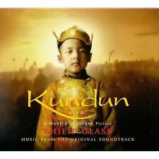 Kundun (1997) Original Motion Picture Soundtrack Score CD by Philip Glass SEALED