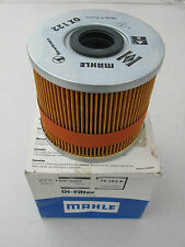 NEW MAHLE OX122D Engine Oil Filter 077198563 For AUDI 1997-1999