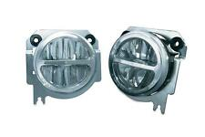 LED Driving Lights for 2001-10 Honda Goldwing GL1800 by Kuryakyn (2234)