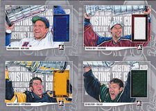 13-14 ITG Mark Messier Jersey Lord Stanley's Mug Hoisting The Cup