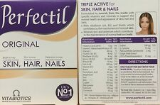 Vitabiotics Perfectil Skin Hair & Nails 30 Tablets