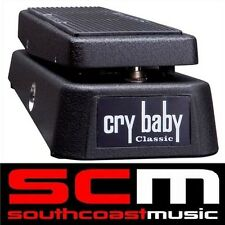 GCB95FL DUNLOP CRYBABY CLASSIC WAH WAH FX PEDAL ELECTRIC GUITAR EFFECTS CRY BABY