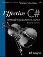 Effective C#  (Covers C# 4.0): 50 Specific Ways to Improve Your C# (2nd Edition)