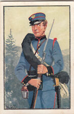 Bavaria Infanterie common soldier Deutsches Heer Germany Uniform IMAGE CARD 30s