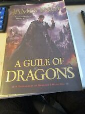 A Tournament of Shadows: A Guile of Dragons 1 by James Enge (2012, Paperback)
