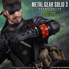 METAL GEAR SOLID 3 NAKED SNAKE EATER 1/6 HOTTOYS HOT TOYS VGM FIGURE ES AQ3355