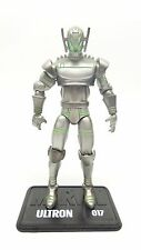 "Marvel Universe Series 3 017 Green Ultron 3 3/4"" Loose Complete"