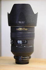 NIKON 28-70/2.8 D AFS SWM , MINT IN BOX WITH CASE AND HOOD