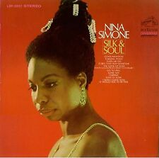 NINA SIMONE Silk and Soul RCA RECORDS Sealed Vinyl Record LP