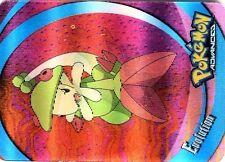 POKEMON ADVANCED CARD HOLO 3D 2004 (CARTE) N° #13 SHROOMISH BRELOOM