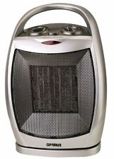 Optimus H-7247 Convection Heater - Ceramic - Electric - 1.50 kW - Portable -