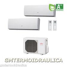 Climatizzatore Condizionatore Inverter Fujitsu dual split 7000+9000 Btu LU A++
