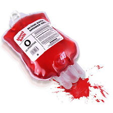 Blood Bath Shower Gel - Bloody Bath - Horror - Halloween Fake Blood Soap