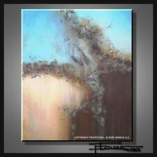 ABSTRACT PAINTING LARGE CANVAS WALL ART Listed by Artist 2000 to now ELOISExxx