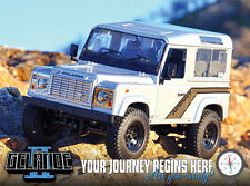 RC4WD Gelande II Scale Truck Crawler Kit w/Defender D90 Body Set - FREE SHIPPING