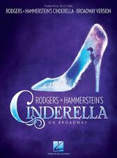 Rodgers & Hammerstein's Cinderella On Broadway Vocal Selections Piano Music Book