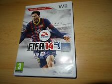 Fifa 14,Legacy Edition,Nintendo Wii,Pal,UK,Rare,2014, NEW NOT SEALED