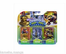 Skylanders Swap Force Triple Pack Scorp Sprocket Twin chop chop PC WII PS3 XBOX