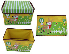 Toy Box Stag Storage Box Toy Box Storage Kids' Furniture