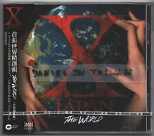 X Japan: The World - Best Of (2014) Japan / 2CD TAIWAN