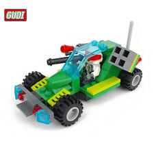 GUDI 8206B Earth Border Hunting Assault Vehicle Building BlocksToy