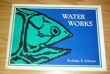 Water Works SC FN/VF jalapeno press - david johnson - rare underground/indy 1979