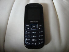 Samsung GT E1200 - Black (Unlocked) Mobile Phone