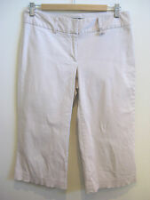 Size 10 Charlie Brown Casual Designer Cropped Pants