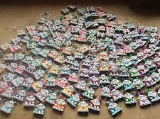 wedding favours Wine Glass Charms Table Names one only Campers Vans Splits