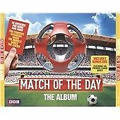 Various Artists - Match of the Day (The Album, 2009) CD