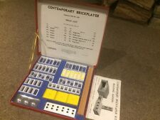 Vintage Contemporary Brickplayer Shop Point Of Sale Trade Accessory Pack 220