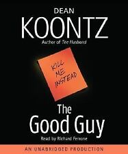 THE GOOD GUY unabridged audio book on CD by DEAN KOONTZ