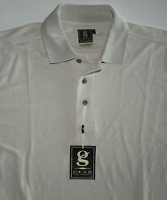 GEAR FOR SPORTS MEN'S TAN S/S GOLF POLO SHIRT SIZE MEDIUM -  NWT- TNT.COM