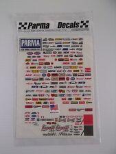 PARMA Drag Racing Decal