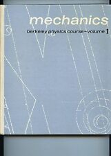 MECANICS BERKELEY PHYSICS COURSE - volume 1 C.KITTEL D.KNIGHT A.RUDERMAN 1965