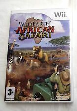 African safari-animaux sauvages WII pal
