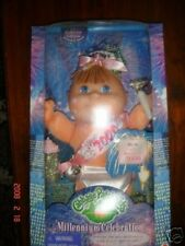 cabbage patch kids happy 2000 millenium celebration baby girl doll special edit